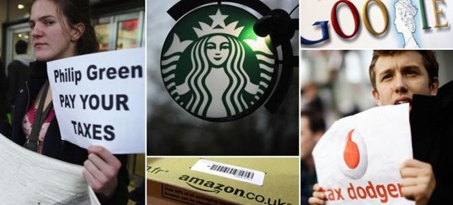 "Companies such as Google or Amazon ""will become too big to be controlled"""